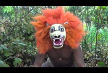 message with Lion Man