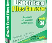 Excel File Converter