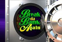 Break da Bank again / Il Casinò Online Voglia di Vincere offre il Sequel dell'amatissima slot a rulli Break da Bank, ora in versione video slot: Break da Bank Again. Il tema dell'irruzione in banca è lo stesso, ma le monete in palio ora sono 375.000. Particolarità: fino a 25 free spin e funzione Puntata.
