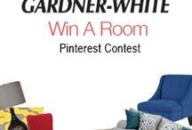 Gardner-White Win A Room