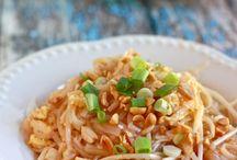 Asian Noodle Recipes