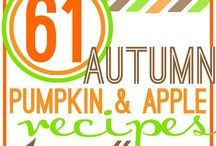 It's Fall: Cooking with Pumpkins & Apples