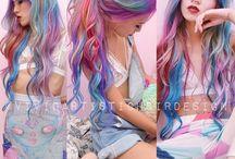 волосы (цвет)