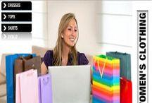 Online Shopping for Women's Apparel / Online shopping for women's apparels