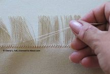 Hand Embroidery Edgings
