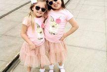 Sophie Grace and Rosie / by Sydney Skeete