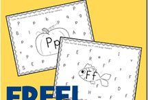 letters worksheet