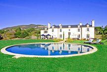 Inspirational Celebrity Homes