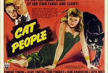 Cat people / and, yes, dogs are people, too. / by Elizabeth Rall