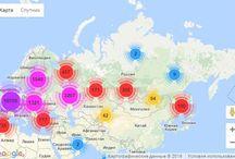 карта вай фай http://mapsnavi.com/ru/wifi-hotspot.php / крутая карта точек вайфай