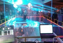 Empress 2000 Boat Cruise - August 23, 2014 / Lake Ontario is an amazing place to do a boat cruise, and we make it a party each and every time. Some LED lights with MH3 moving heads always do the trick.