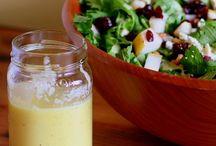 Dress It Up / DIY Salad Dressing Recipes