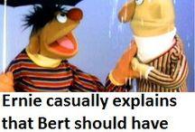 Ernie & Bert ❤️