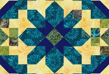 EQ7 Quilt block ideas / by Julie Taylor