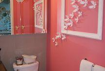 Pink Bathrooms & Accessories