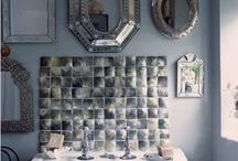 Mirror mirror on the wall / by Kathy Garcia
