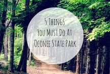Oconee State Park / by South Carolina State Parks