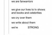 Fanwarrior