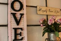 Shabby Chic Ideas / by Charmaine Helton