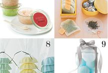 diy gift ideas / by Marianne Freeby-brown