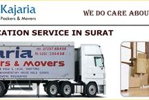 Packers and Movers Surat / Why only Kajaria Packers and Movers in Surat?