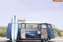 CAR- VW Bus & Doka
