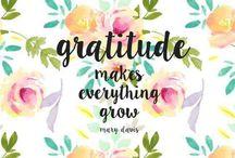 Truly grateful