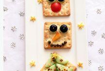 Christmas snacks / by Cara Godwin