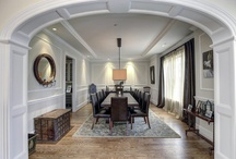 Architectural details- House Style / Trim/ Ceiling/ Arches / by kristin nick