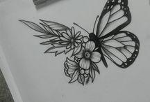 tatuaje dragute