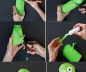 DIY / Kreatív dolgok nagymennyiségben. Nem tudod mivel üsd el at idődet? Alkoss valamit! Itt találsz ötleteket. Jó kreatívkodást!