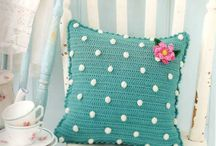 crochet  cushion ideas