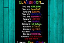Classroom Decor / by Becky Weatherby