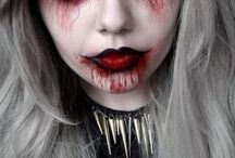 Maquillage halloween facile