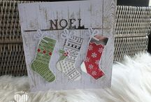 Hang your stockings Stampin up