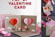 San Valentín / Manualidades y otras cosas para hacer con los peques para celebrar este día