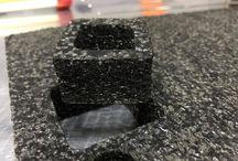 STEPCRAFT Laser - Materialtests
