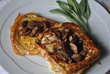 Breakfast/Brunch / by Dina Galley