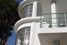 Architecture: Streamline Moderne