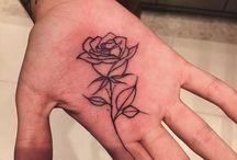 Tattoed