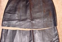 DIY upcycle leather mm old to New uses / upcycle DIY  from old to New uses