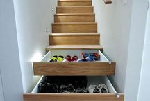 Clever Stuff / All those great storage/decorating ideas that you see everywhere and promptly forget.