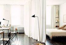 JMP / room divider, fabrics, conductive