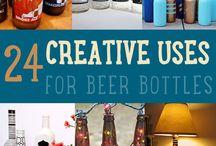 Upcycling bottles