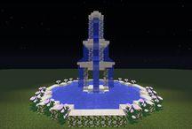 My minecraft city