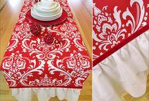 cucito creativo tavola