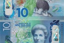 Billets Nouvelle Zélande / Le dollar néo-zélandais est la monnaie officielle de la Nouvelle-Zélande, des îles Cook (qui utilisent également le dollar des îles Cook), Niue et des îles Pitcairn. Les billets de banque Nouvelle Zélande en circulation sont : 5, 10, 20, 50, 100 NZD. Les nouveaux billets, série 7 sont sortis en 2015 et 2016.