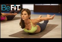 fitness - workout videos / by Kristen