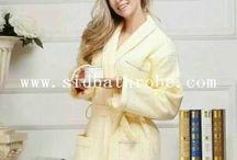 Women Waffle Hotel bathrobes at sales@sidbathrobe.com