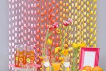 Painel de festa - Ideias que você pode fazer em casa